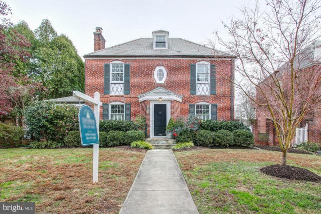 8507 Lynwood Place, CHEVY CHASE, MD 20815 (#MDMC315226) :: The Sky Group
