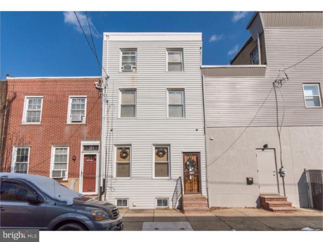 209 Dickinson Street, PHILADELPHIA, PA 19147 (#PAPH318206) :: McKee Kubasko Group