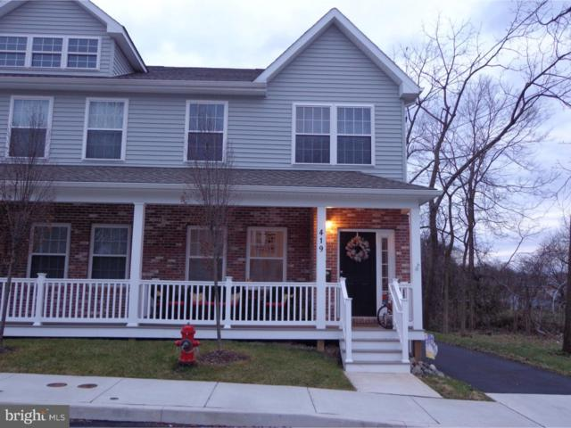 419 South Street, PHOENIXVILLE, PA 19460 (#PACT169772) :: Jason Freeby Group at Keller Williams Real Estate