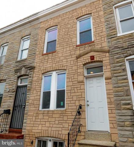 206 N Rose Street, BALTIMORE, MD 21224 (#MDBA263504) :: The Dailey Group