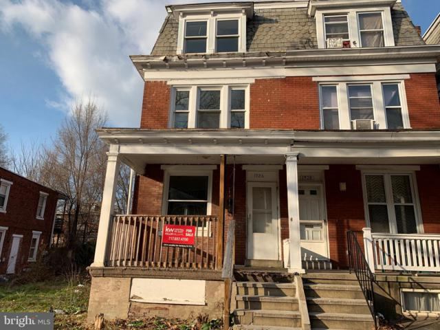 1926 Park Street, HARRISBURG, PA 17103 (#PADA103650) :: Keller Williams of Central PA East