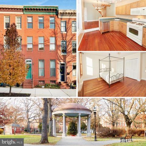 113 S Stricker Street, BALTIMORE, MD 21223 (#MDBA263686) :: Great Falls Great Homes