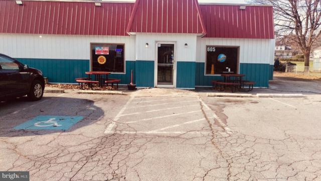 605 S Main Street, WOODSBORO, MD 21798 (#MDFR179638) :: LoCoMusings