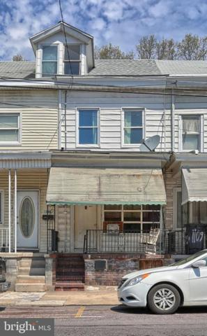 1107 E Centre Street, MAHANOY CITY, PA 17948 (#PASK115394) :: Teampete Realty Services, Inc