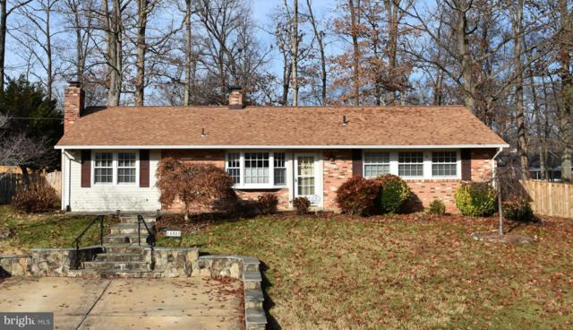 14922 Greymont Drive, CENTREVILLE, VA 20120 (#VAFX627302) :: The Riffle Group of Keller Williams Select Realtors