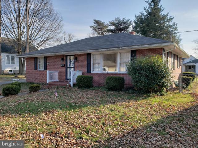 406 Fountain Avenue, DENTON, MD 21629 (#MDCM109100) :: Barrows and Associates