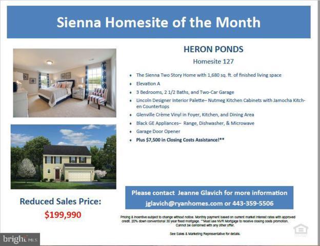 Heron Ponds Pkwy - Sienna, DELMAR, MD 21875 (#MDWC100956) :: Wes Peters Group Of Keller Williams Realty Centre
