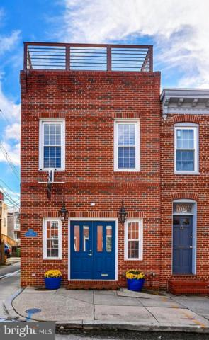 137 E Fort Avenue, BALTIMORE, MD 21230 (#MDBA302846) :: ExecuHome Realty