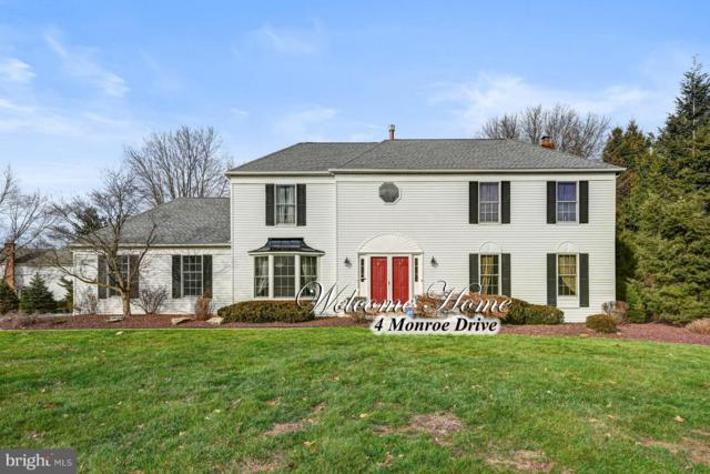 4 Monroe Drive, PRINCETON JUNCTION, NJ 08550 (#NJME203094) :: Ramus Realty Group