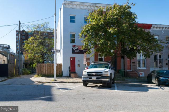 202 N Chester Street, BALTIMORE, MD 21231 (#MDBA303380) :: The Sebeck Team of RE/MAX Preferred