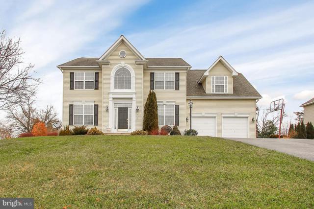 712 Shannon Drive N, GREENCASTLE, PA 17225 (#PAFL141090) :: Benchmark Real Estate Team of KW Keystone Realty