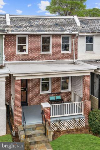 745 Irving Street NW, WASHINGTON, DC 20010 (#DCDC308858) :: The Sebeck Team of RE/MAX Preferred