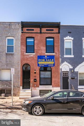 244 S East Avenue, BALTIMORE, MD 21224 (#MDBA303996) :: ExecuHome Realty