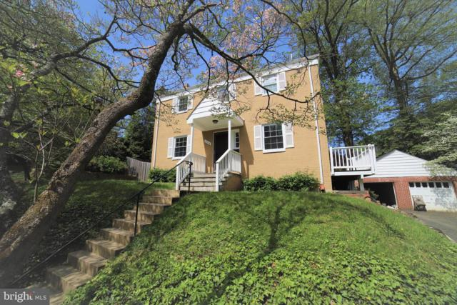 2448 N Utah Street, ARLINGTON, VA 22207 (#VAAR103874) :: The Sebeck Team of RE/MAX Preferred