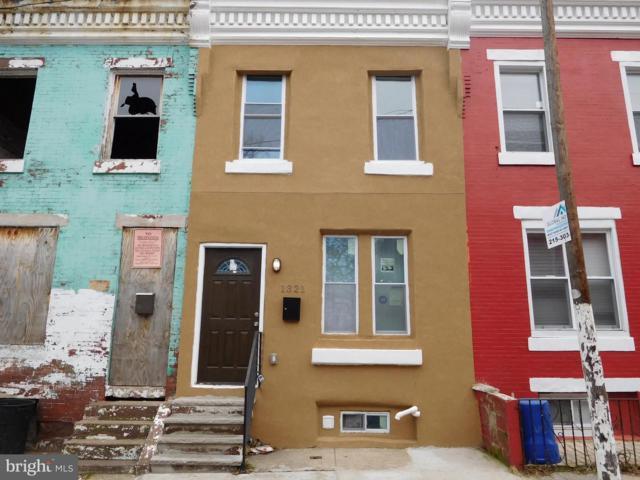 1321 N Myrtlewood Street, PHILADELPHIA, PA 19121 (#PAPH508462) :: Ramus Realty Group
