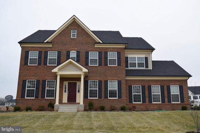 17027 Bennett Way, POOLESVILLE, MD 20837 (#MDMC487436) :: ExecuHome Realty