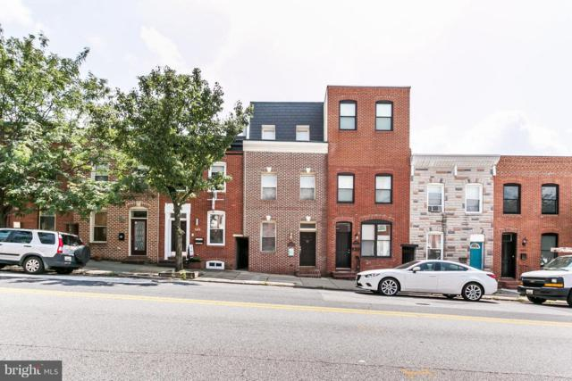 3411 O'donnell Street, BALTIMORE, MD 21224 (#MDBA304314) :: The France Group