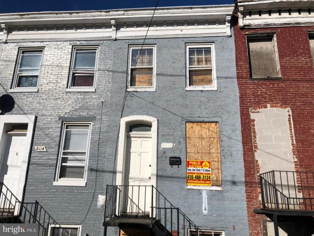 2112 Boyd Street, BALTIMORE, MD 21223 (#MDBA304624) :: ExecuHome Realty