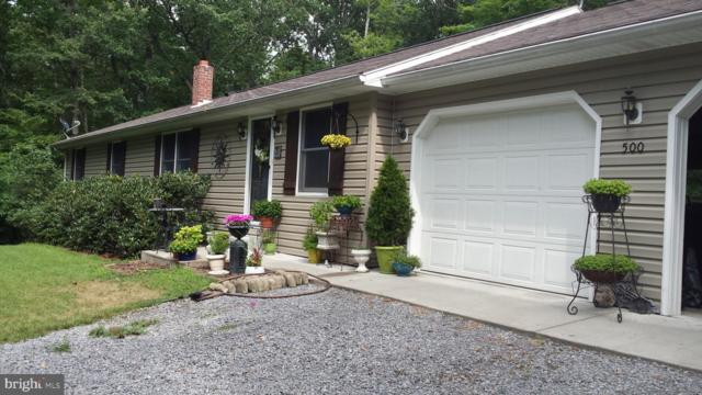 500 Oak Forest Lane, BERKELEY SPRINGS, WV 25411 (#WVMO108588) :: Colgan Real Estate