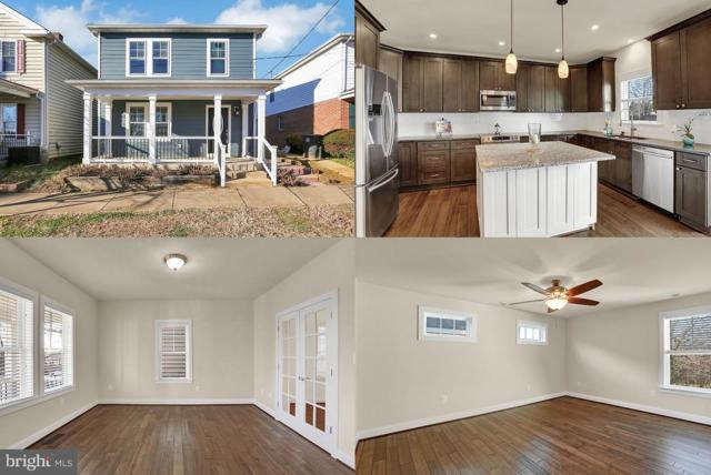 713 Amelia Street, FREDERICKSBURG, VA 22401 (#VAFB108638) :: Blue Key Real Estate Sales Team