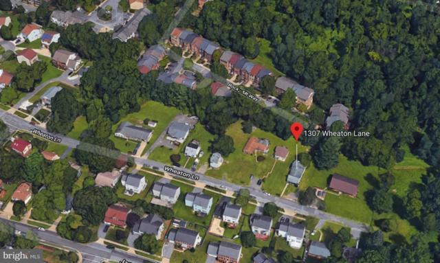 1307 Wheaton Lane, SILVER SPRING, MD 20902 (#MDMC488162) :: Colgan Real Estate