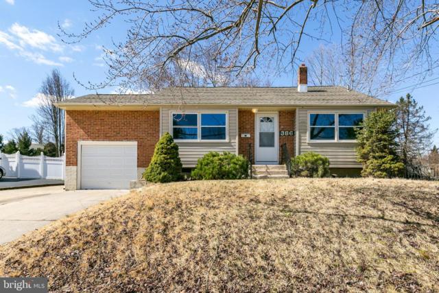 386 Wedgewood Drive, BLACKWOOD, NJ 08012 (#NJGL178216) :: Colgan Real Estate