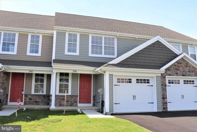 354 Cedar Hollow #80, MANHEIM, PA 17545 (#PALA115132) :: The Joy Daniels Real Estate Group