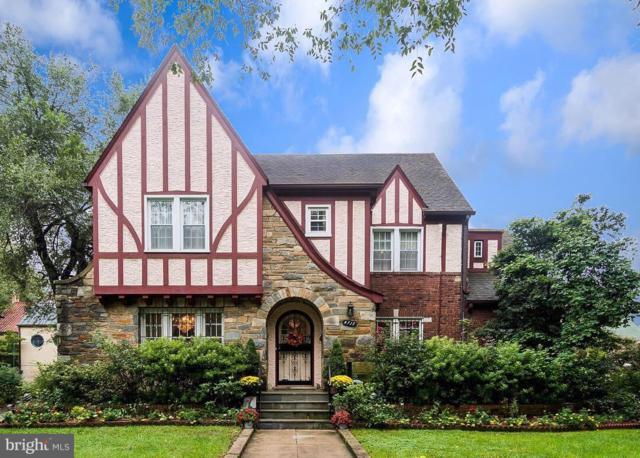 4717 Colorado Avenue NW, WASHINGTON, DC 20011 (#DCDC310428) :: Colgan Real Estate