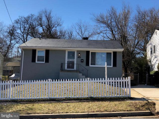 704 66TH Avenue, CAPITOL HEIGHTS, MD 20743 (#MDPG378028) :: Colgan Real Estate