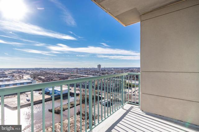 717 S Columbus Boulevard #1615, PHILADELPHIA, PA 19147 (MLS #PAPH512380) :: Kiliszek Real Estate Experts