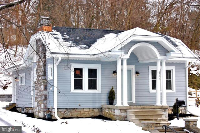 135 N 17TH Street, CAMP HILL, PA 17011 (#PACB106506) :: The Joy Daniels Real Estate Group