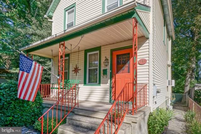 237 Lincoln, COLLINGSWOOD, NJ 08108 (MLS #NJCD255464) :: The Dekanski Home Selling Team