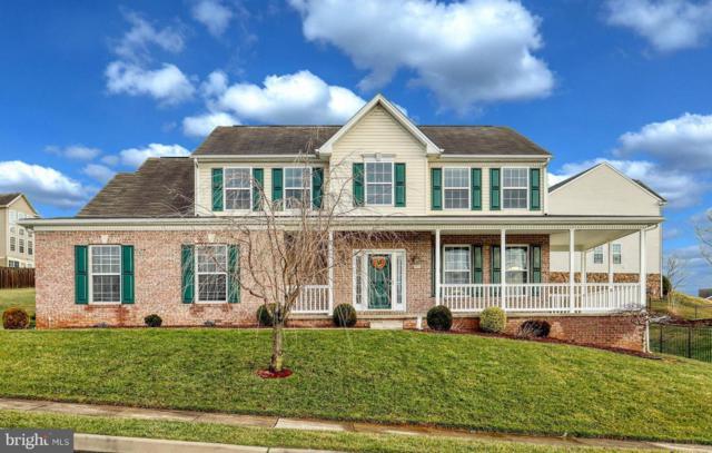 485 Pulaski Place, DALLASTOWN, PA 17313 (#PAYK106450) :: Flinchbaugh & Associates