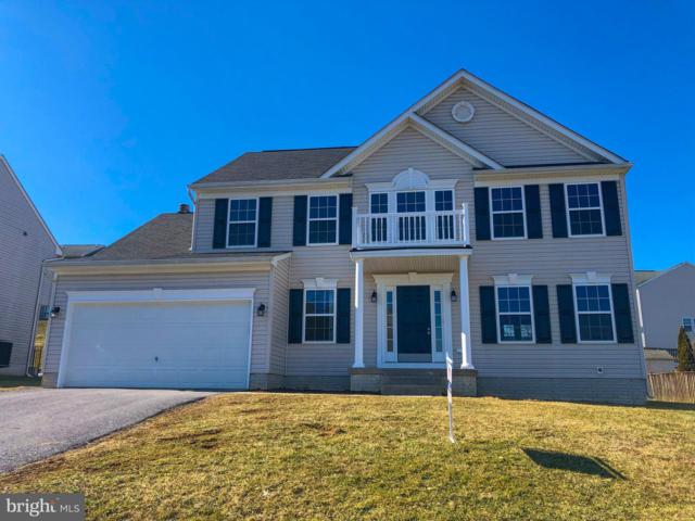 97 Amelia Drive, HEDGESVILLE, WV 25427 (#WVBE134782) :: ExecuHome Realty