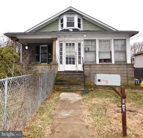 5304 Ballman Avenue, BALTIMORE, MD 21225 (#MDAA305818) :: Wes Peters Group Of Keller Williams Realty Centre