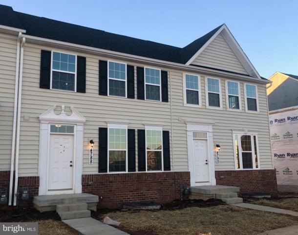 4796 Hiteshow Drive 403B, FREDERICK, MD 21703 (#MDFR191836) :: ExecuHome Realty