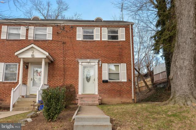11910 Bluhill Road, SILVER SPRING, MD 20902 (#MDMC497374) :: ExecuHome Realty