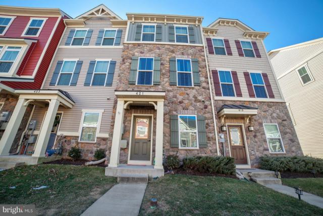 421 Willow Bend Drive, GLEN BURNIE, MD 21060 (#MDAA332754) :: ExecuHome Realty