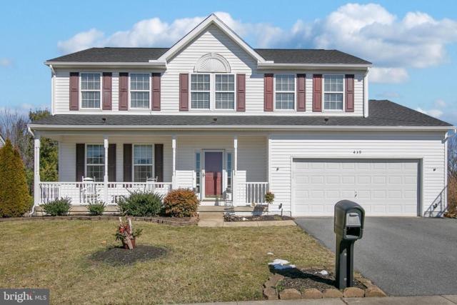 439 Delaware Road, FREDERICK, MD 21701 (#MDFR209206) :: Colgan Real Estate