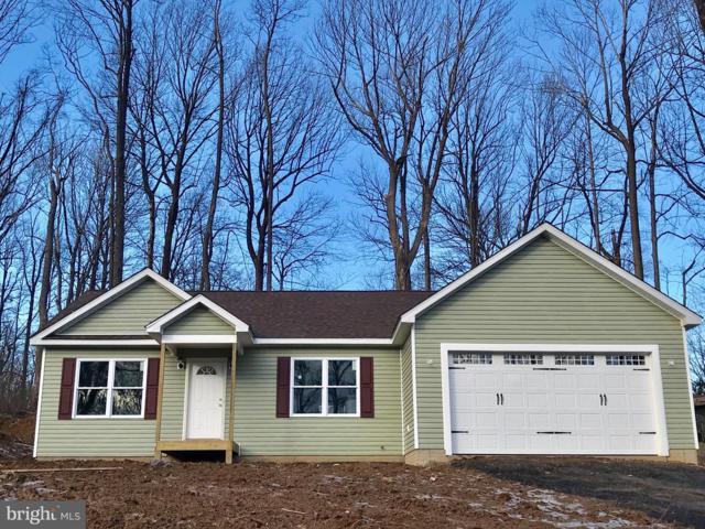 186 Highridge Road, FRONT ROYAL, VA 22630 (#VAWR128668) :: Blue Key Real Estate Sales Team