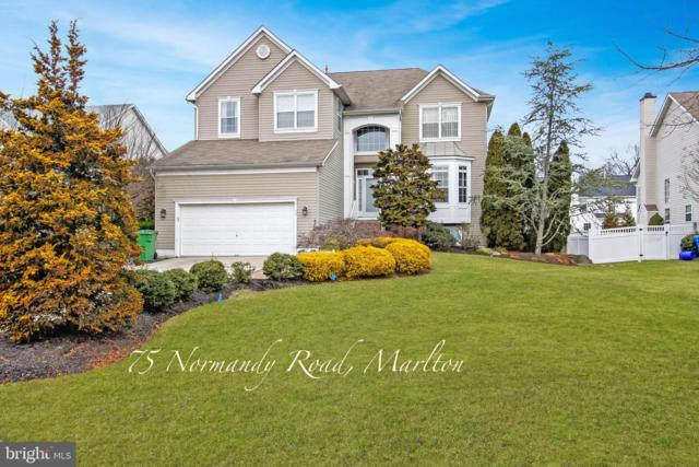 75 Normandy Road, MARLTON, NJ 08053 (#NJBL300370) :: Ramus Realty Group