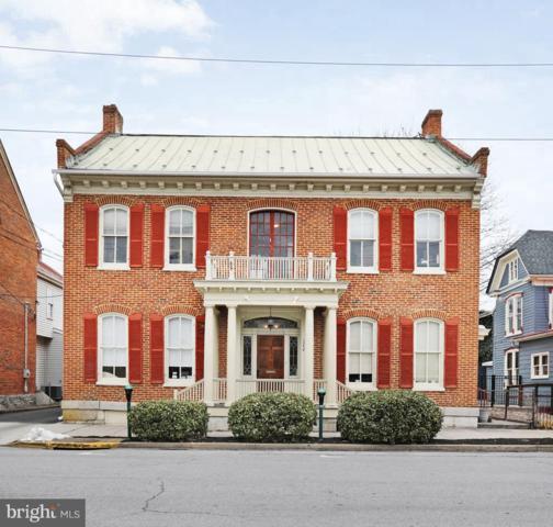 206 W Burke Street, MARTINSBURG, WV 25401 (#WVBE153064) :: Hill Crest Realty