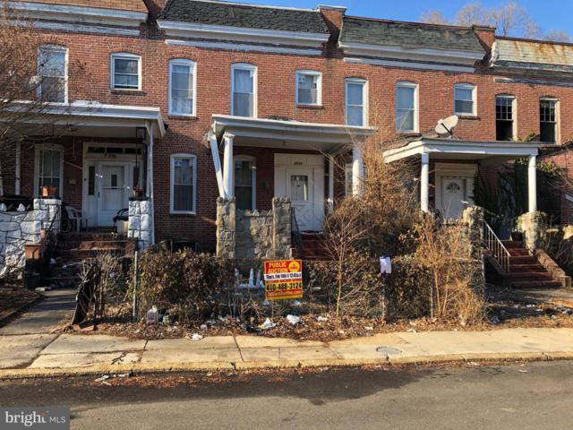 2534 Boarman Avenue, BALTIMORE, MD 21215 (#MDBA383872) :: The Putnam Group