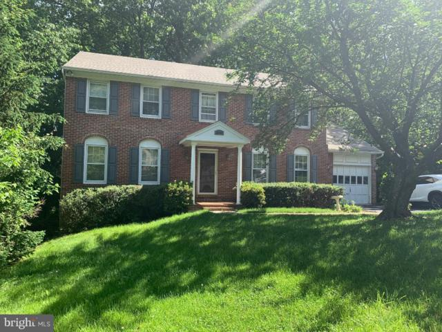 2506 Patricia Court, FALLS CHURCH, VA 22043 (#VAFX867596) :: The Daniel Register Group