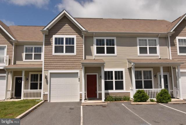 192 Intrepid Lane #103, BERLIN, MD 21811 (#MDWO103172) :: Barrows and Associates