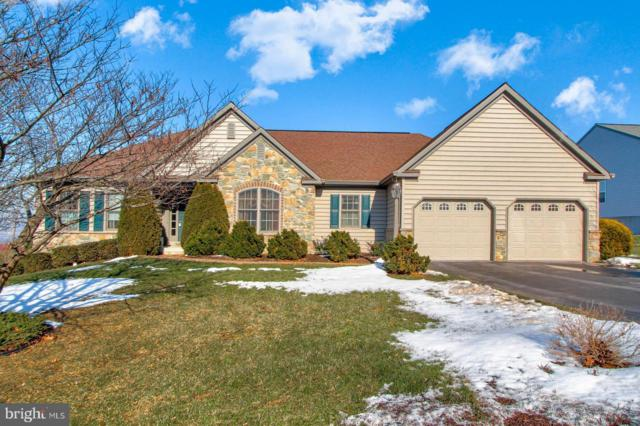 671 Mountain Laurel Lane, YORK, PA 17402 (#PAYK109082) :: The Heather Neidlinger Team With Berkshire Hathaway HomeServices Homesale Realty