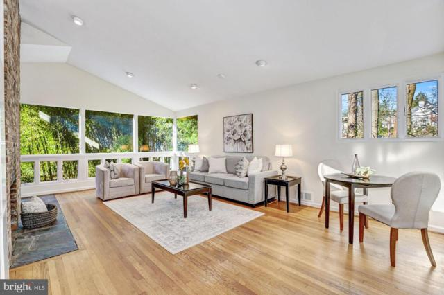 3516 Woodbine Street, CHEVY CHASE, MD 20815 (#MDMC559986) :: The Daniel Register Group