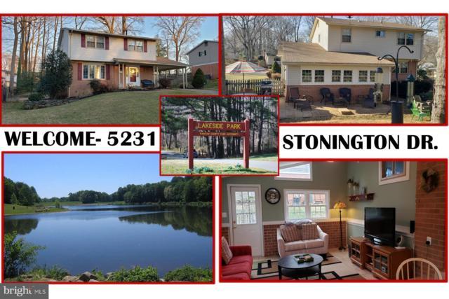 5231 Stonington Drive, FAIRFAX, VA 22032 (#VAFX919668) :: RE/MAX Cornerstone Realty