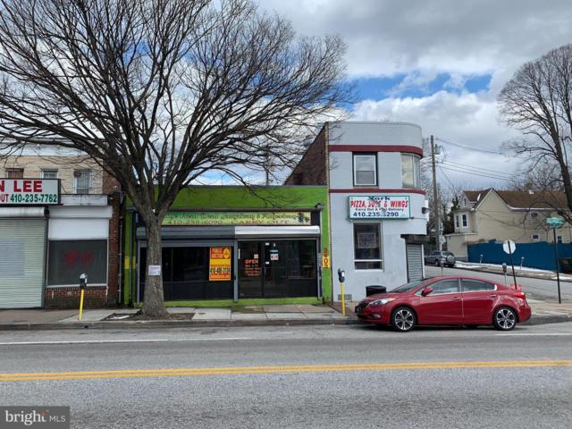 3403 Greenmount Avenue, BALTIMORE, MD 21218 (#MDBA400950) :: ExecuHome Realty