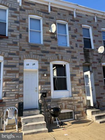 1210 Sargeant Street, BALTIMORE, MD 21223 (#MDBA414380) :: ExecuHome Realty